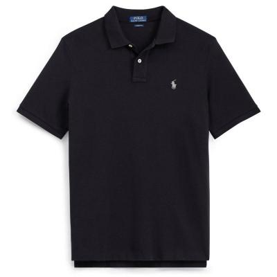Polo Ralph Lauren Slim Fit Polo Black