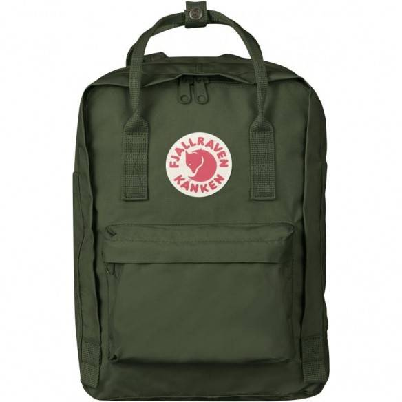"Fjällräven Kanken Laptop 13"" Forest Green"