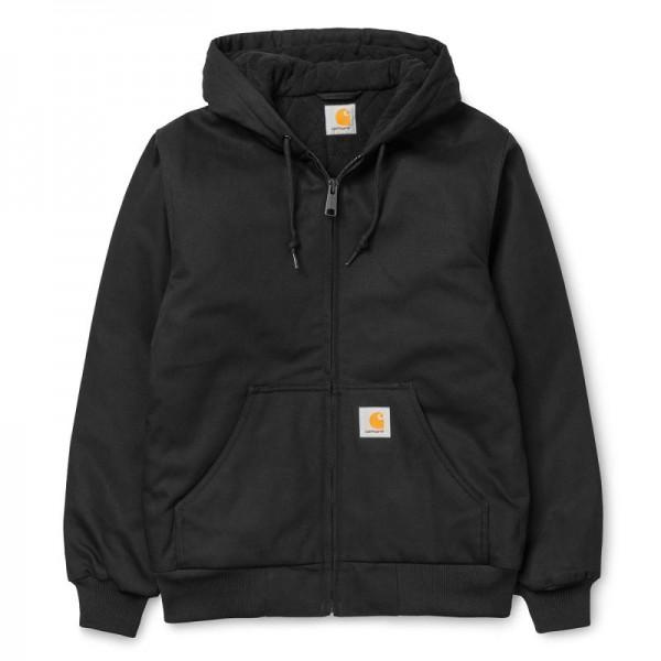 Carhartt Casaco Active Black Rigid