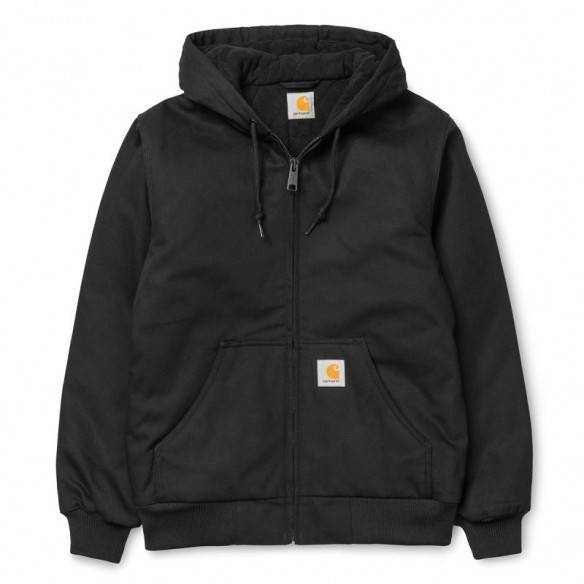 Carhartt Active Jacket Black Rigid