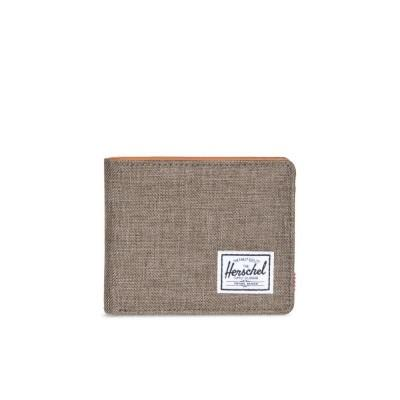 Herschel Hank Wallet Canteen Crosshatch