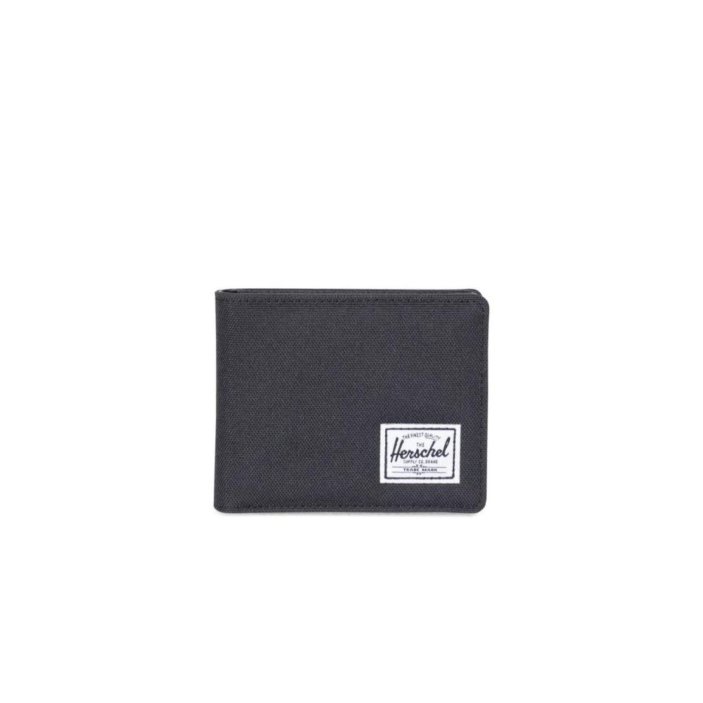Herschel Hank Wallet Coin PL Black