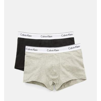 Calvin Klein 2 Pack Trunks - Modern Cotton