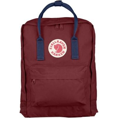Fjällräven Kanken Ox Red Royal Blue