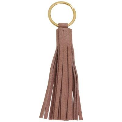 Vila Porta Chaves Leather Tassel Rose