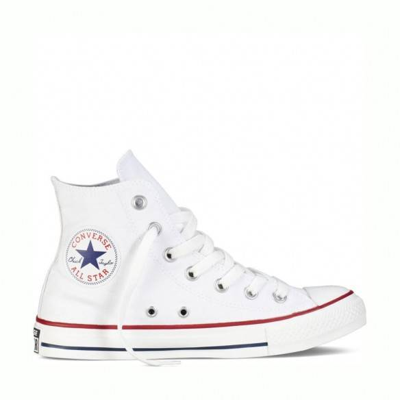 Converse CT All Star Hi Optical White M7650