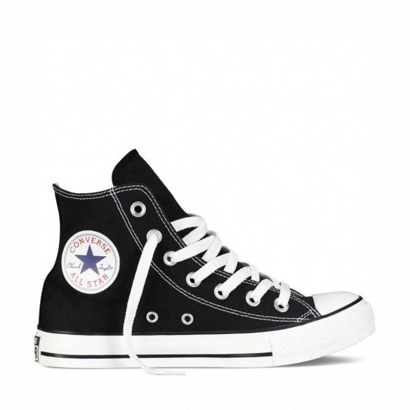 Converse Sapatilhas CT All Star Hi Black M9160