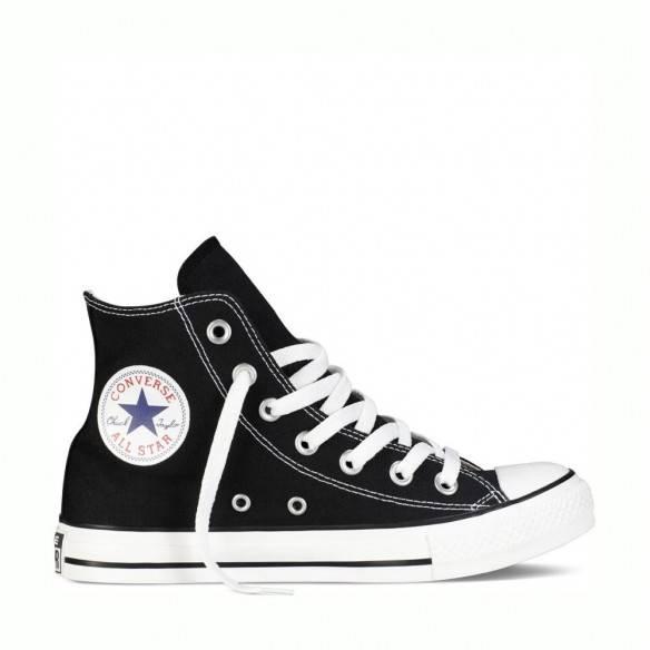 Converse Sapatilhas CT All Star Hi Black M9160