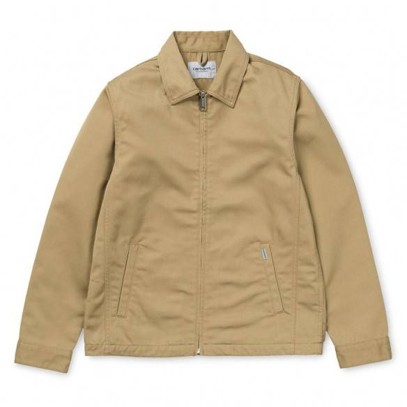 Carhartt Modular Jacket Leather Rinsed