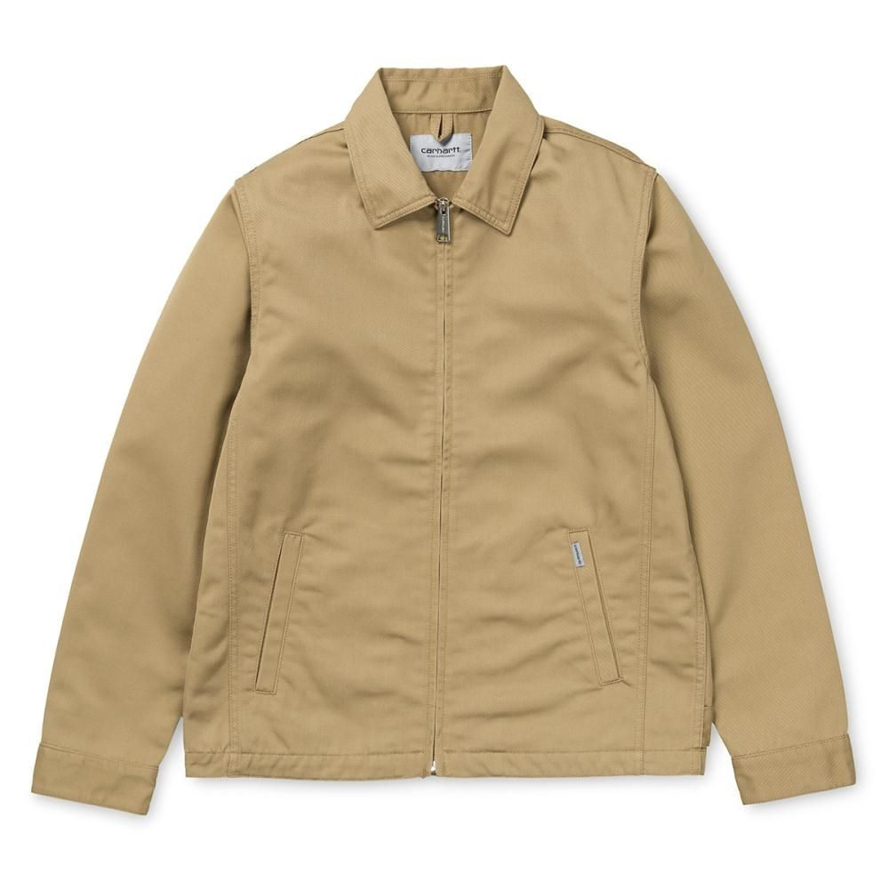 Carhartt Modular Jacket Leather Rinsed