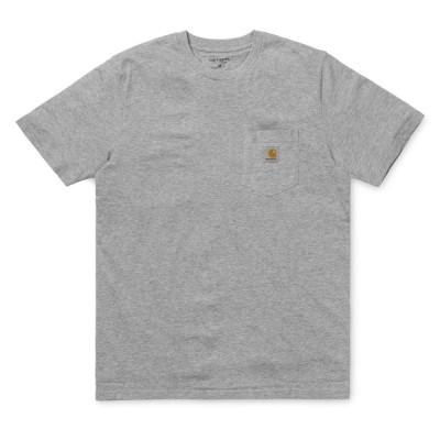 Carhartt T-Shirt Pocket Grey Heather