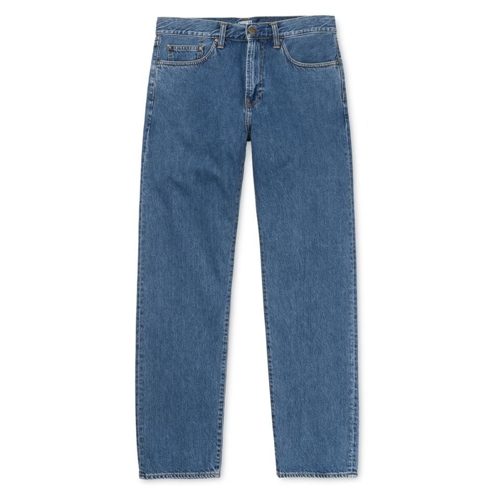 Carhartt Pontiac Pant Blue Stone Washed