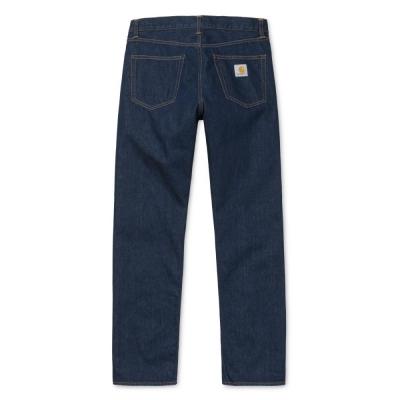 Carhartt Pontiac Pant Blue Rinsed