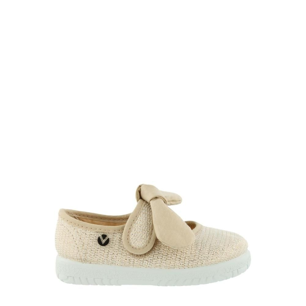Victoria Mary Jane Lurex 051101 Kids Oro
