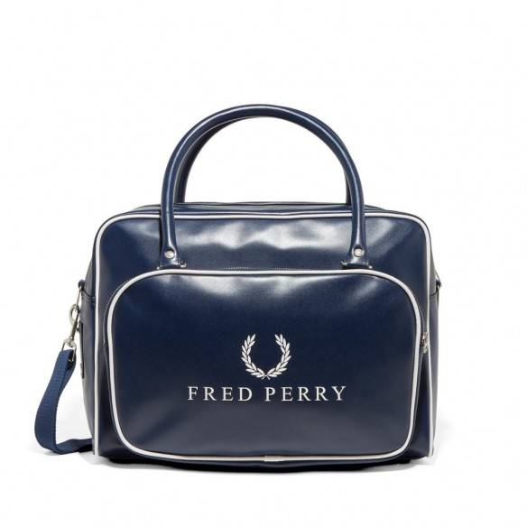 Fred Perry Tennis Holdall Navy