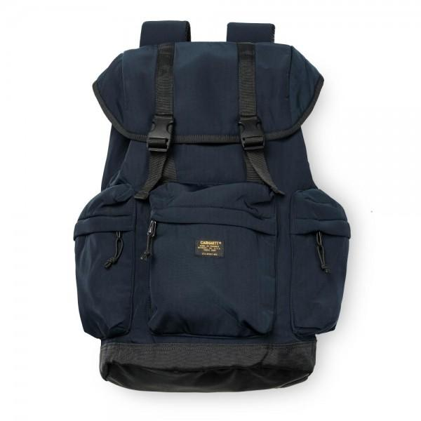 Carhartt Military Backpack Dark Navy Black