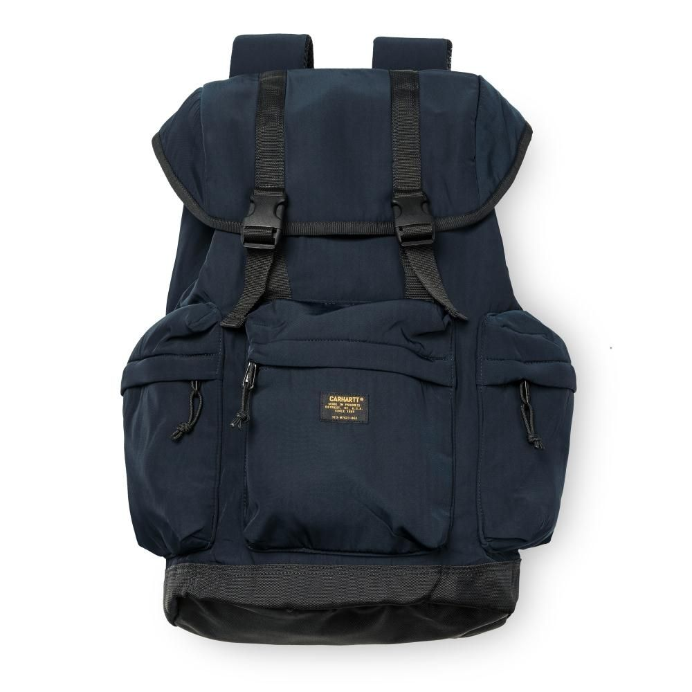 Carhartt Military Backpack Dark Navy Black