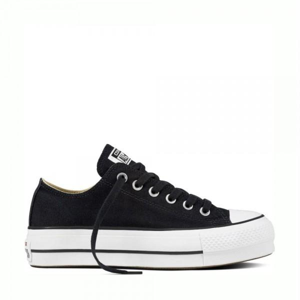 Converse CT All Star Lift Low Top Black