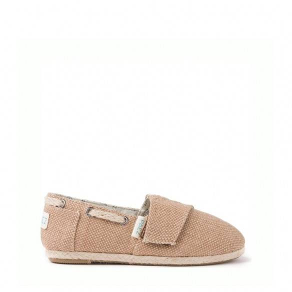 Paez Original Raw Navy Kids Rustic Camel