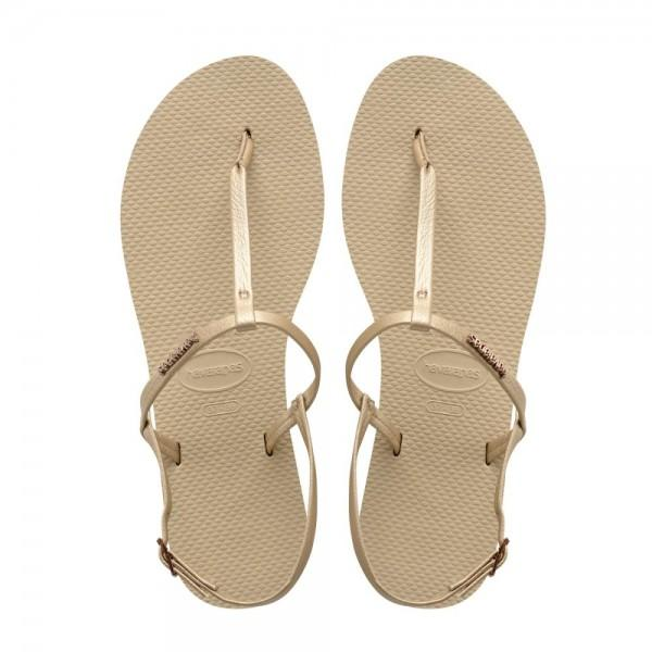 Havaianas Sandals You Riviera Sand Grey