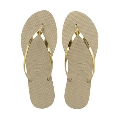 Havaianas You Metallic Sand Grey