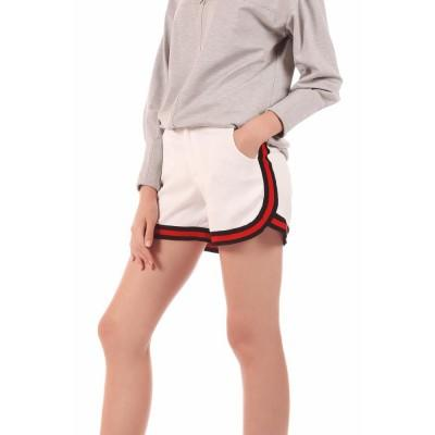 Minueto Sporty Shorts White