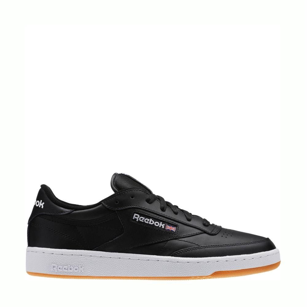 Reebok Club C 85 Black White Gum