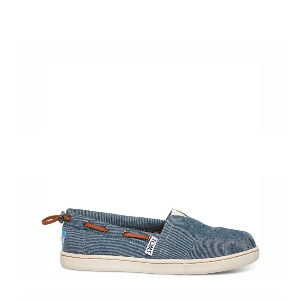 TOMS Bimini Kids Chambray