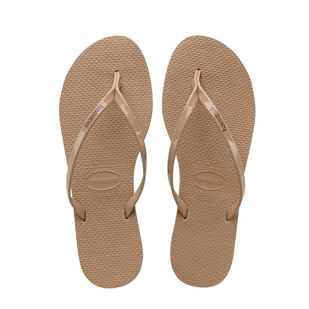 Havaianas You Metallic Rose Gold