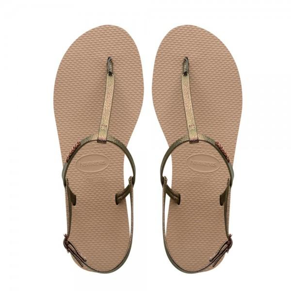 Havaianas Chinelos You Riviera Rose Gold