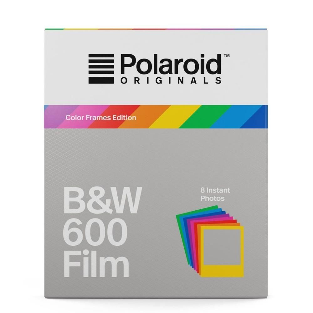 Polaroid Originals B&W Film for 600 Color Frames