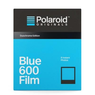 Polaroid Originals Blue Film for 600 Duochrome