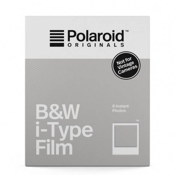 Polaroid Originals B&W Film for i-Type