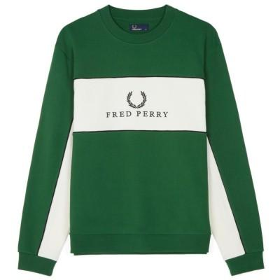Fred Perry Sports Authentic Sweatshirt M4553-145