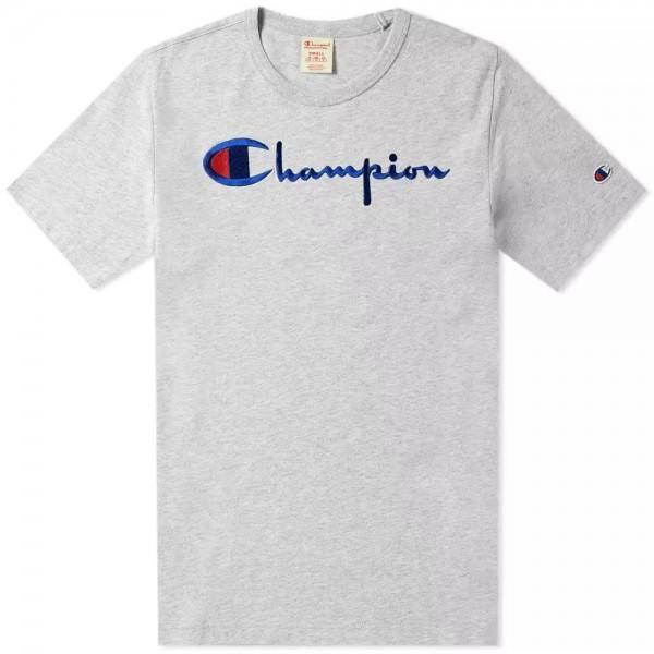 Champion Reverse Weave T-Shirt Script...