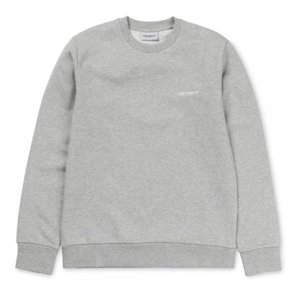 Carhartt Script Embroidery Sweatshirt...