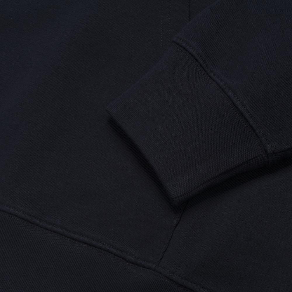 5ca56ba17c5 Carhartt Hooded College Sweatshirt Dark Navy White - Mau Feitio