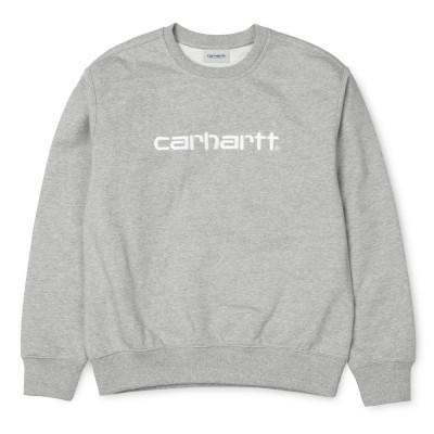 Carhartt Sweatshirt Grey Heather