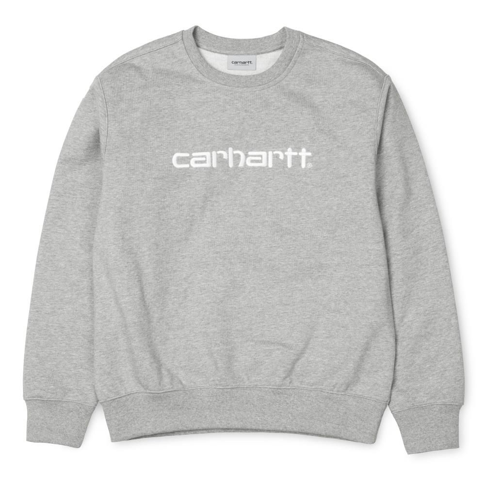 Carhartt Sweatshirt Grey Heather
