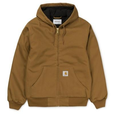 Carhartt Casaco Active Hamilton Brown