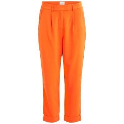 Vila Dima Pants Russet Orange
