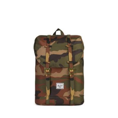Herschel Retreat Backpack Youth Woodland Camo