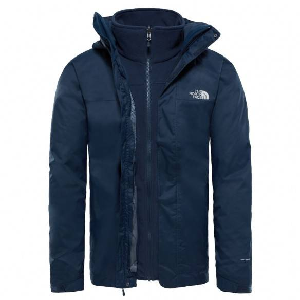 The North Face Evolve II Triclimate Jacket Urban Navy