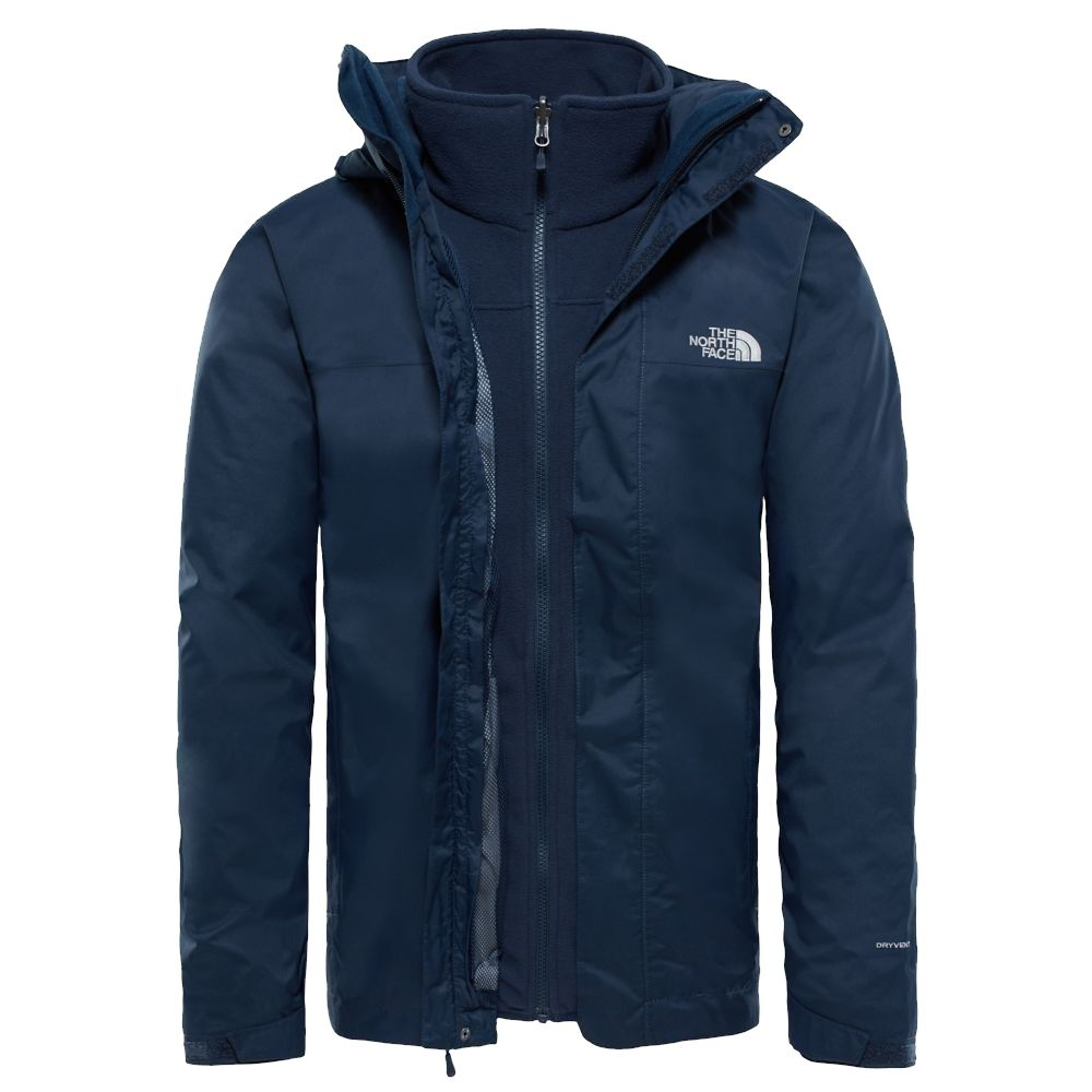 The North Face Casaco Evolve II Triclimate Urban Navy