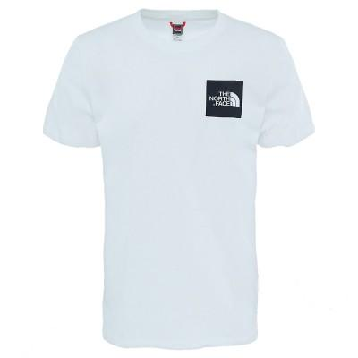 The North Face Fine SS T-Shirt White