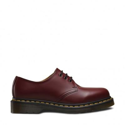 Dr. Martens Sapatos 1461 Smooth Cherry Red