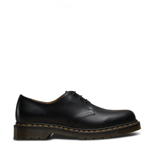 Dr. Martens Shoes 1461 Smooth Black