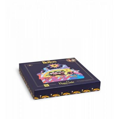 Happy Socks x The Beatles Collector LP Box