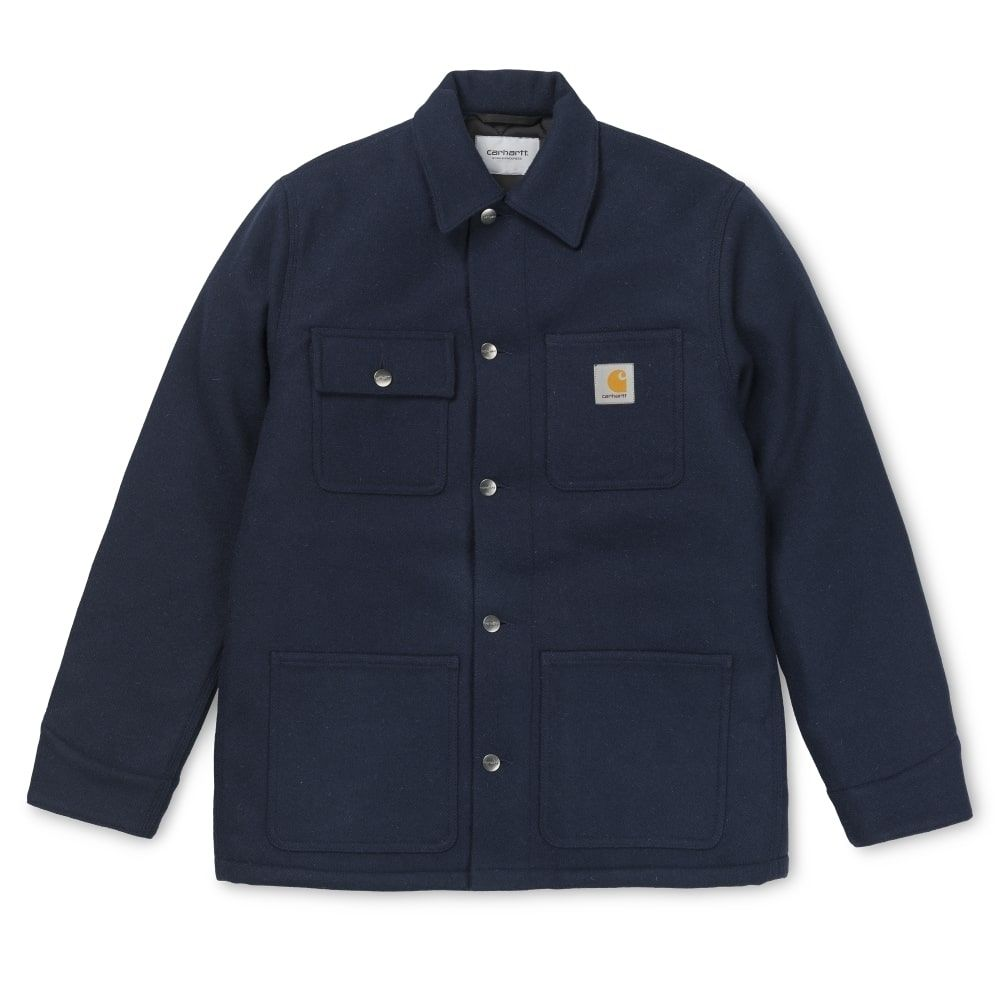 Carhartt Michigan Coat Dark Navy