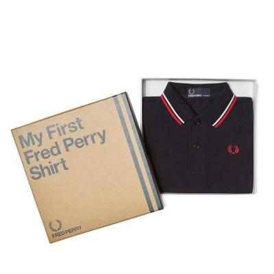 My First Fred Perry Shirt Navy